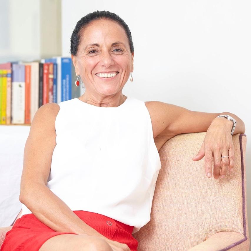 Conversando con Vilma Bustos